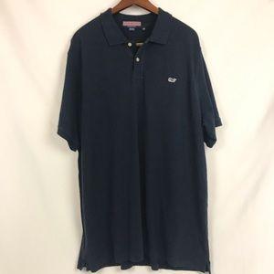 Vineyard Vines Shirts - Vinyard Vines Mens Polo Shirt Size XXL 100% Cotton